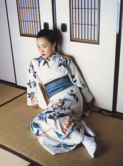 Nobuyoshi Araki, 'L'amant d'août', 2002