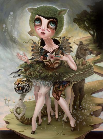 Jennybird Alcantara, 'Creatures of Saintly Disguise', 2012