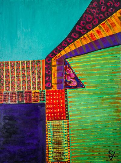 Sue Layman Lightman, 'Suspense', 2014
