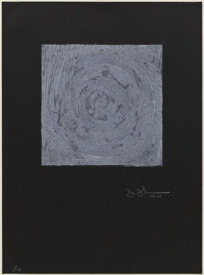 Jasper Johns, 'White Target', 1968