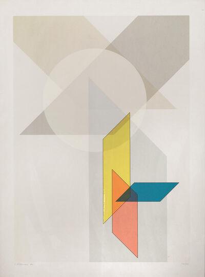Luigi Veronesi, 'Composition N.1', 1971