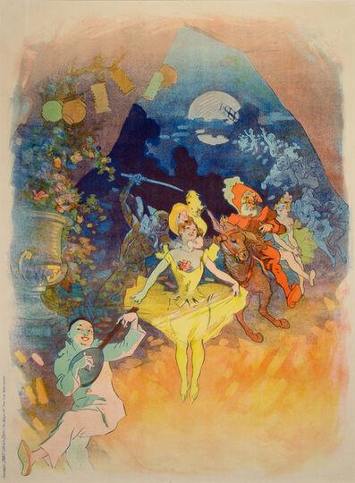 Jules Chéret, 'Musee Grevin', 1900