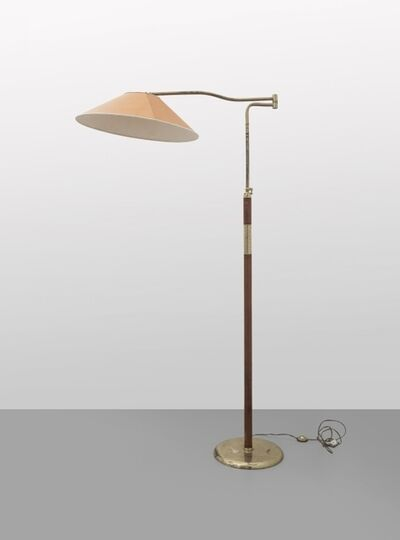 Angelo Lelii, 'An adjustable floor lamp', 1940's