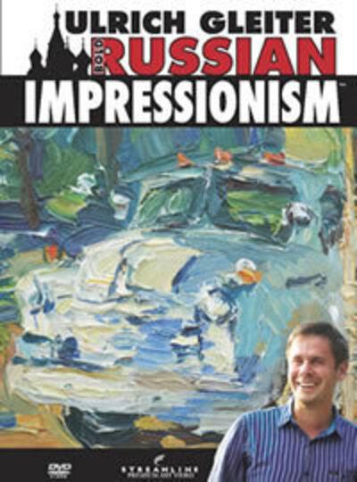 Ulrich Gleiter, 'Ulrich Gleiter- Bold Russian Impressionism '
