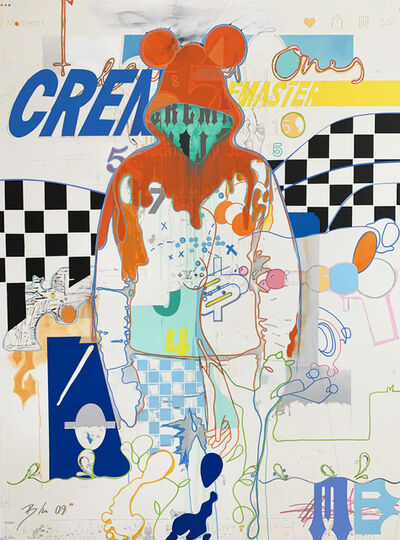 Michael Bevilacqua, 'Cultural Junkie: Cremaster Blend', 2019