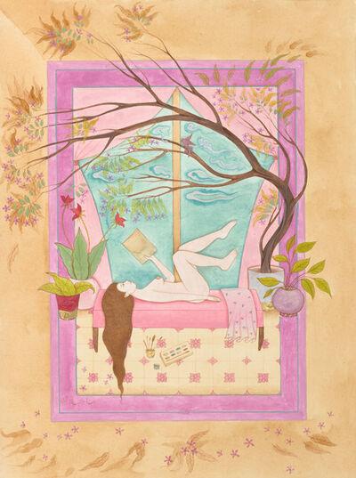 Hiba Schahbaz, 'Spring Studio', 2020