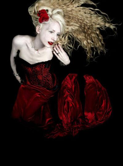 Victoria F. Gaitán, 'La Sirena (red)', 2010