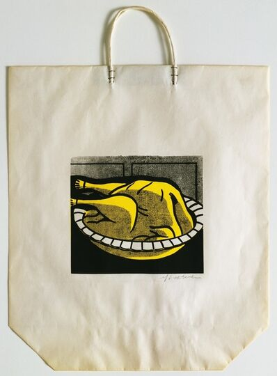 Roy Lichtenstein, 'Turkey Shopping Bag', Unknown