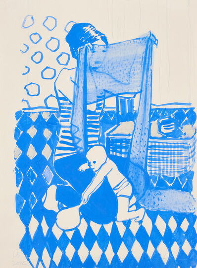 Lisa Brice, 'Untitled XXXVII', 2014