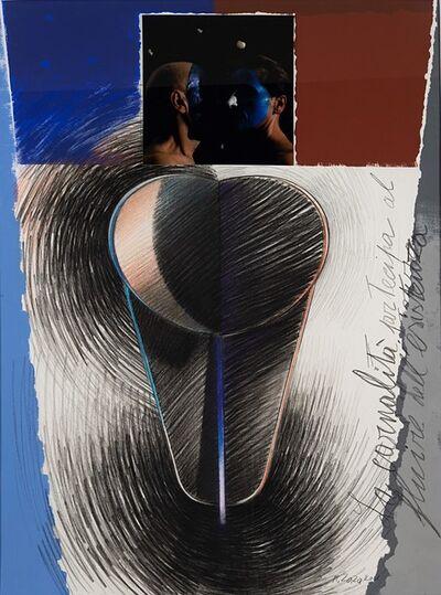 Michele Zaza, 'La carnalità partecipa al fluire dell'essenza', 2011