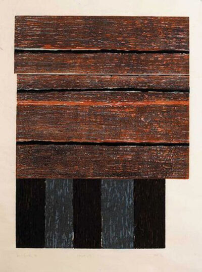 Sean Scully, 'Standing 2', 1986