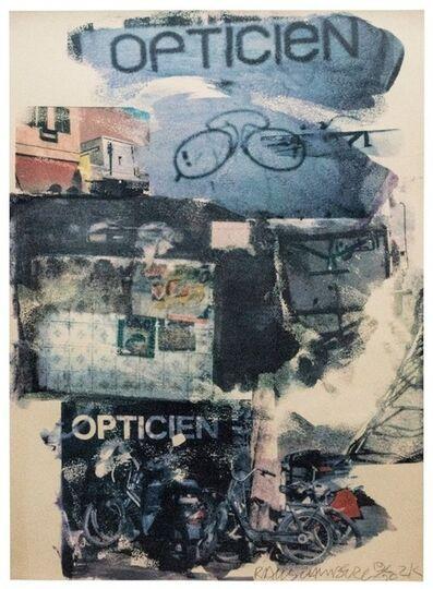 Robert Rauschenberg, 'Site ', 2000
