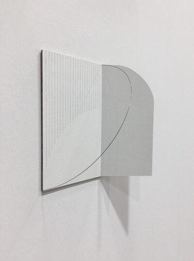 Jong Oh, 'Folding Drawing #13', 2019