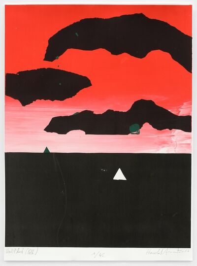 Harold Ancart, 'Untitled (The Fall)', 2016
