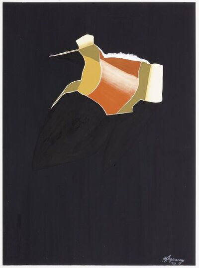 Burhan Dogançay, 'Untitled', 1981