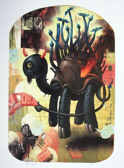 Jeff Soto, 'Turtle God', 2012-2018