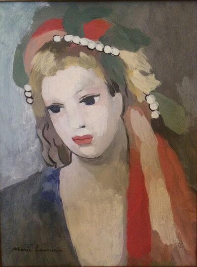 "Marie Laurencin, '""Ophélie""', ca. 1930"