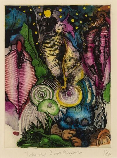 Jake & Dinos Chapman, 'Bunny Dreams', 2012