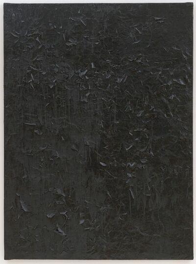 Robert Rauschenberg, 'Untitled [glossy black painting]', ca. 1951