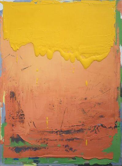 Feng Lianghong 冯良鸿, 'Yellow 17-14-22', 2017