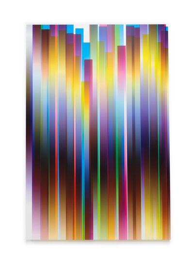 Felipe Pantone, 'Subtractive Variability 21', 2018