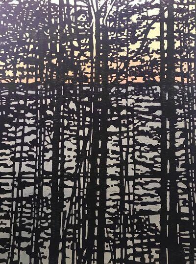 Eve Stockton, 'Woodland Landscape X - var. 5', 2020