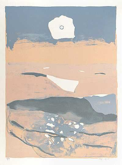Fairfield Porter, 'Sunrise', 1974