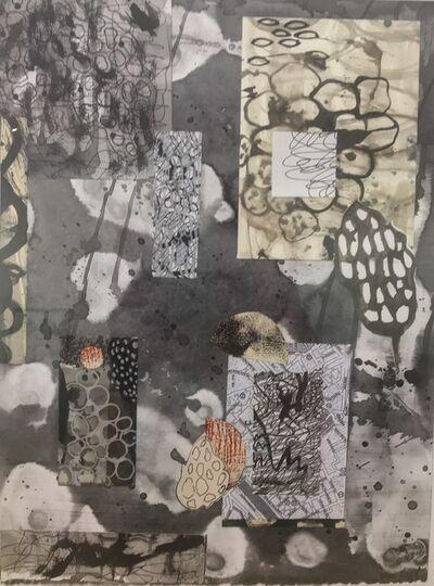 Marianne van Lent, 'Collision III', 2018