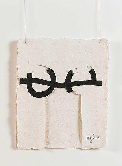 Eduardo Chillida, 'Gravitation', 1988