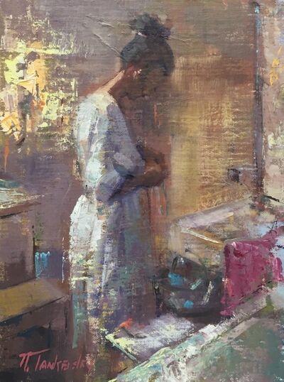 Nancy Tankersley, 'Before the Bath'