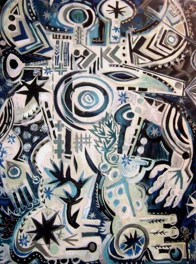 Mark T. Smith, 'Chicago Blues Bull', 2009