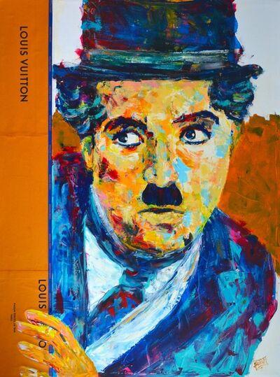 Aurino Jottar, 'Charlie Chaplin', 2019
