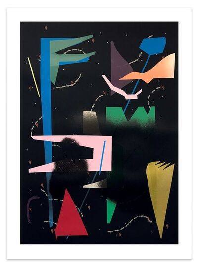 Caroline Kent, 'Players, Shadows, Figments and Forms', 2018