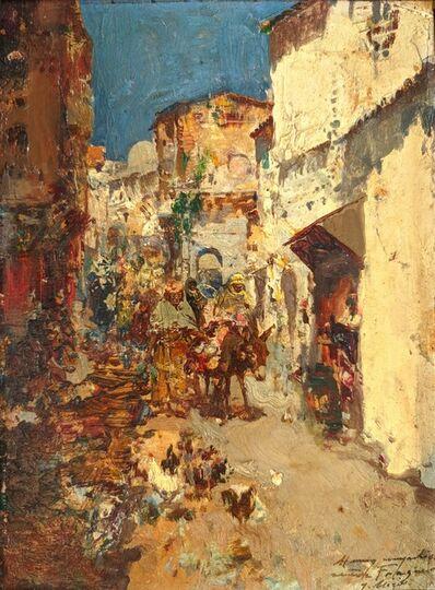 Joaquim de Miró y Argenter, 'Escena árabe', ca. 1900