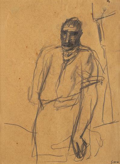 Mario Sironi, 'Figura', 1927 circa