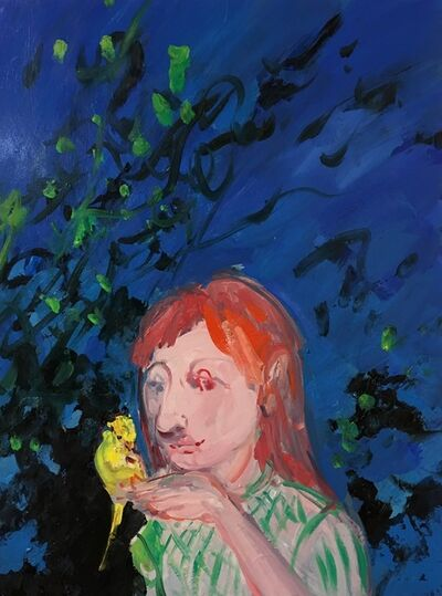 Deborah Brown, 'Yellow Bird', 2016