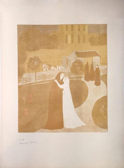 Maurice Denis, 'La Visitation à la Ville Montrouge', 1896