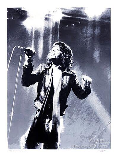 Bob Gruen, 'Mick Jagger - NYC - 1972', 2014