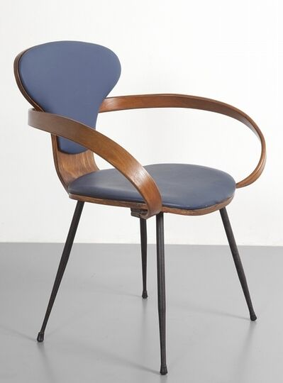 Norman Cherner, 'A small armchair 1958.'