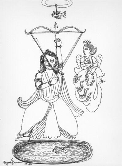 Jayasri Burman, 'From the Draupadi Series 5', 2017