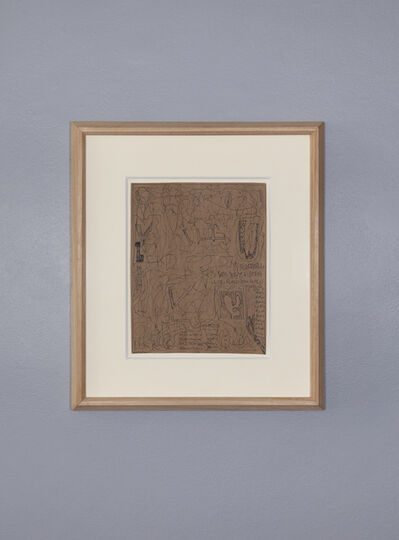 Jean-Louis Brau, 'Untitled', 1962