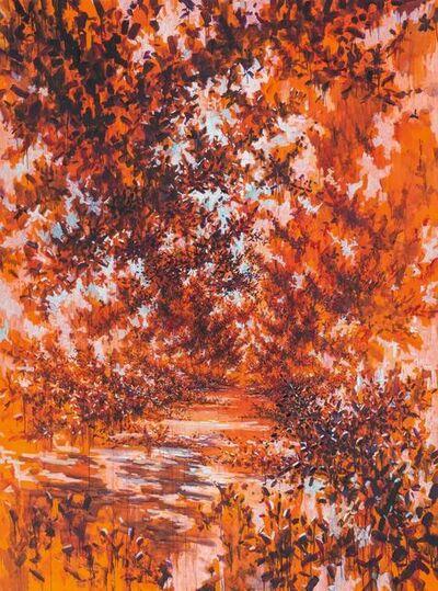 David Schnell, 'Orange', 2009