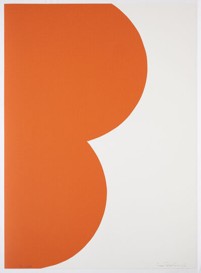 Leon Polk Smith, 'Color Forms (B)', 1974
