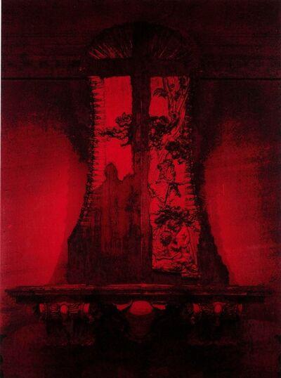 Mark Alexander, 'Red Mannheim', 2010
