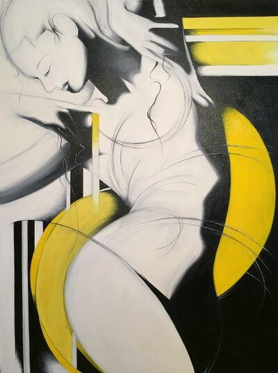 Sumner Crenshaw, 'Dancer in Yellow', 2017