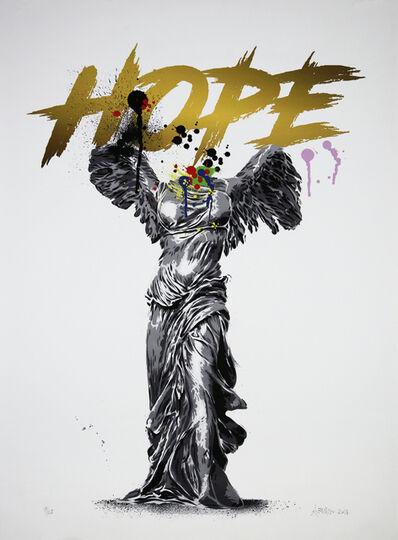 Alessio B, 'Hope (White)', 2018