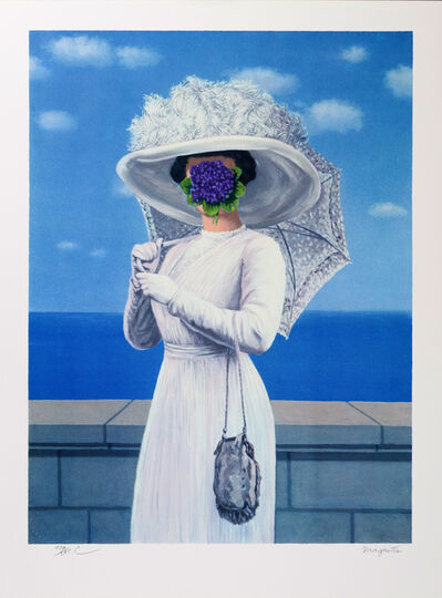 René Magritte, 'La Grande Guerre (The Great War)', 2010