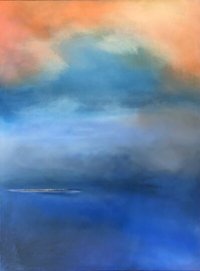 Vicki Owen, 'We All Get Blue', 2018