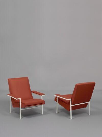 Atelier des Recherches Plastiques (A.R.P), 'Pair of armchairs 643', 1955