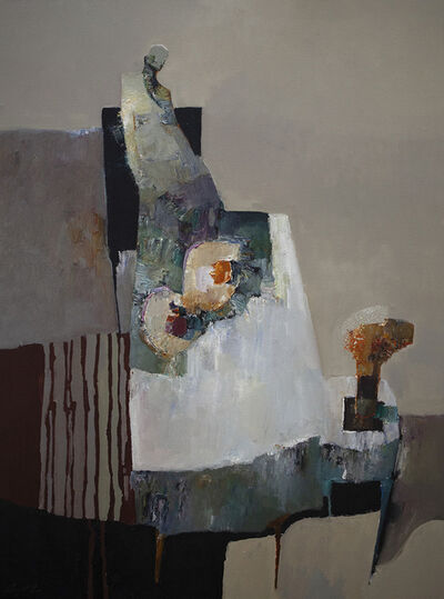 Danny McCaw, 'Melting at Table', 2020